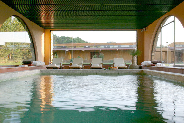 4* hotel with a restaurant and a SPA in Pals, Gerona